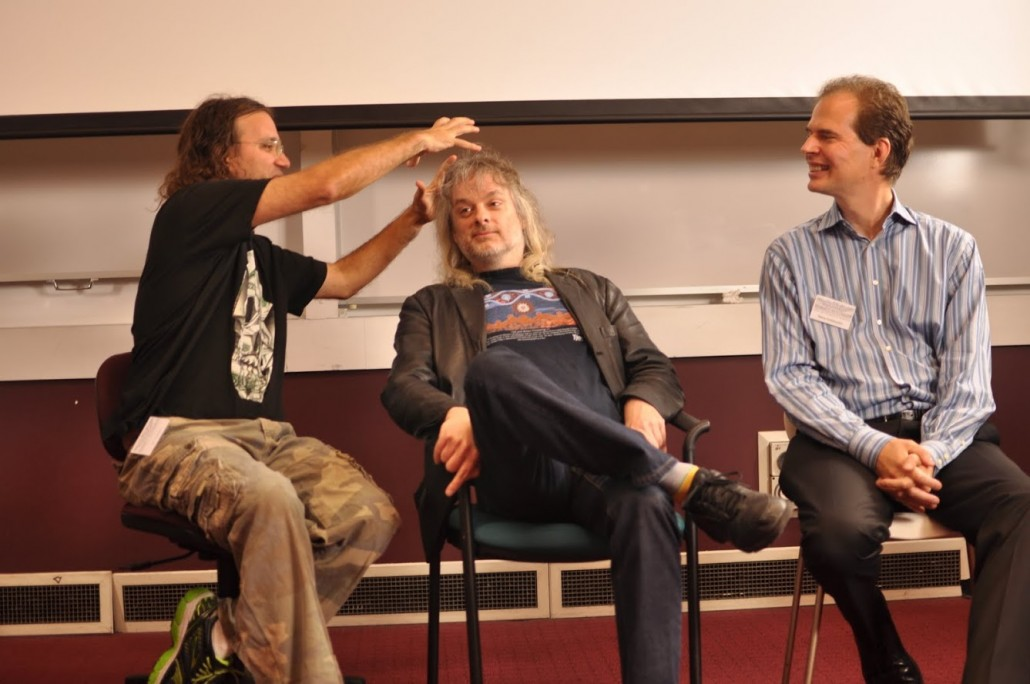 Ben Goertzel, David Chalmers, Steve Omohundro - A Thought Experiment