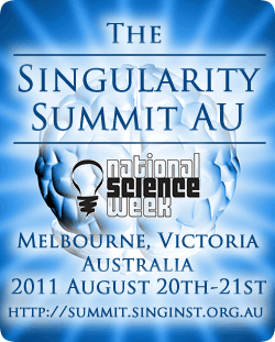 Singularity Summit Australia 2011