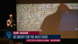 Kerry Vaughan - Be Greedy for the Most Good - EA Global Melbourne 2015 - Effective Altruism 2