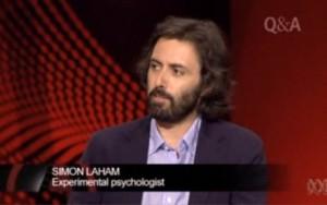 Simon Laham - QandA