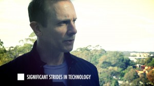 Andrew Barron - High Impact Technology- Significant Strides in Technology