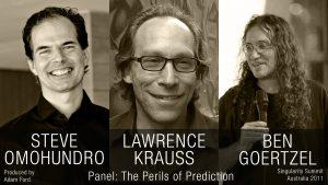 Lawrence-Krauss---Steve-Omohundro---Ben-Goetzel---the-Perils-of-Prediction---Singularity-Summit
