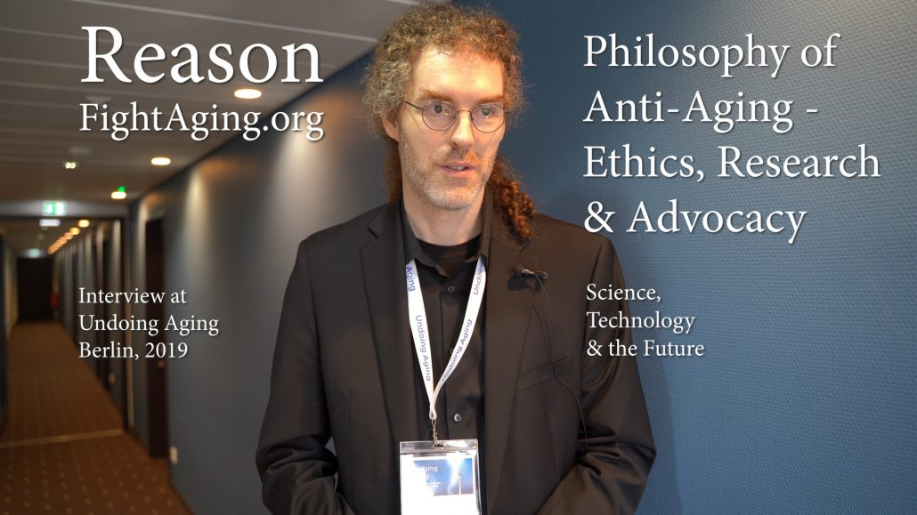 Reason – Philosophy Of Anti Aging: Ethics, Research